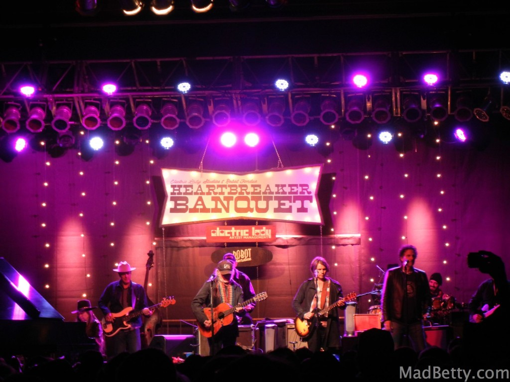 Willie Nelson and Friends at SXSW Heartbreakers Banquet