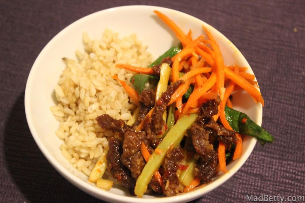 P. F. Chang's Beef a la Sichuan