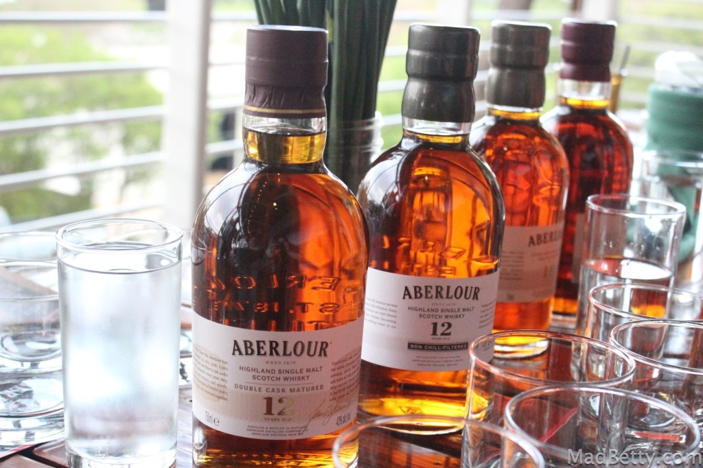 Aberlour single malt scotch