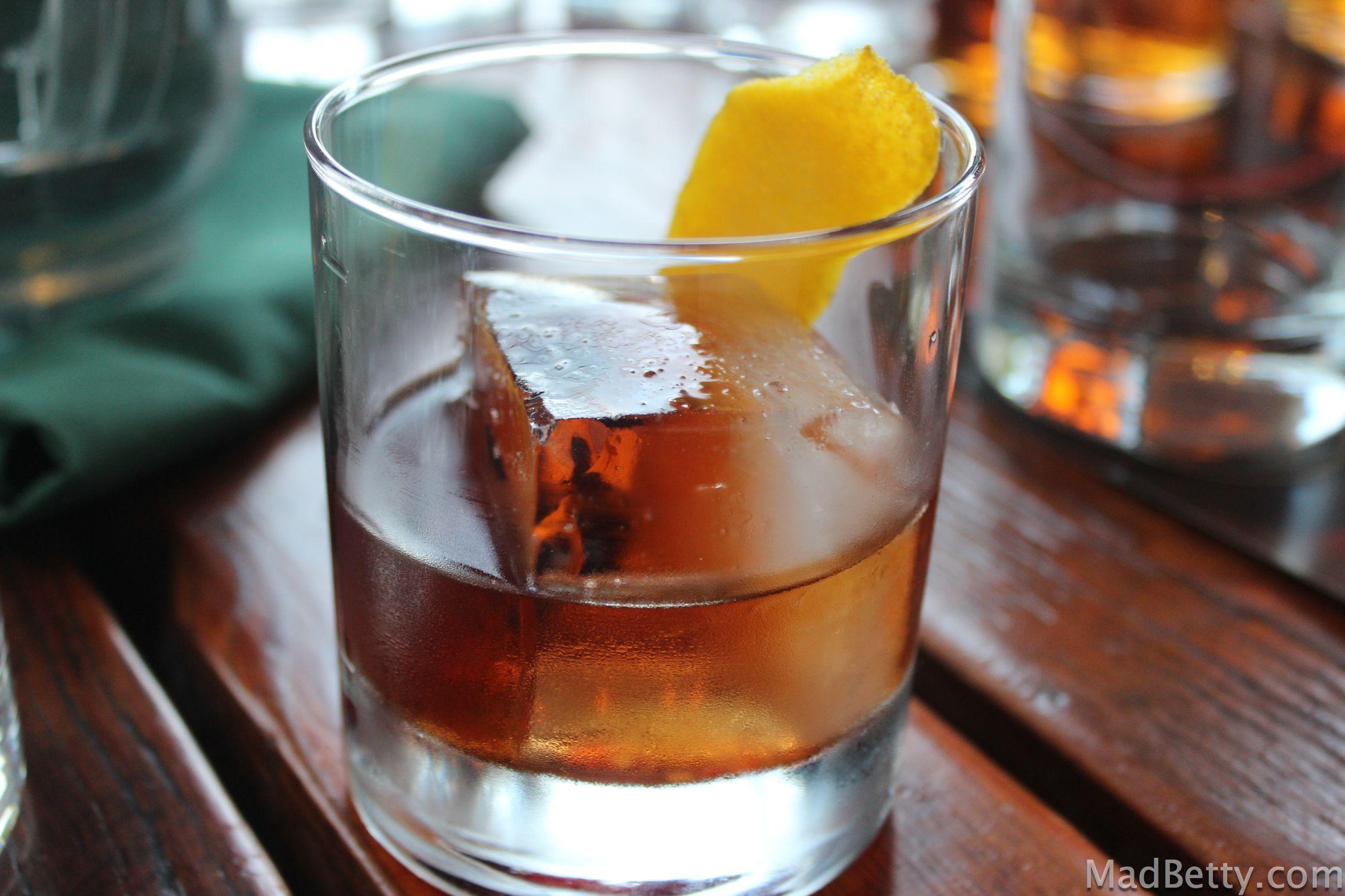 Aberlour A Bunadh Old Fashioned