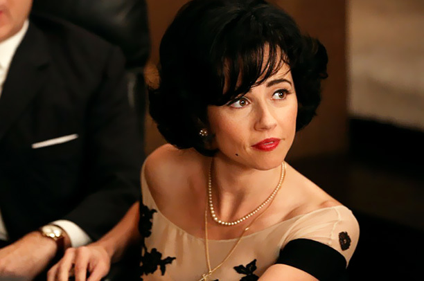 Linda Cardellini as Sylvia in Mad Men