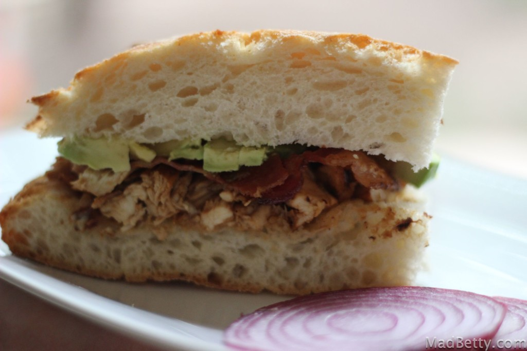 Sweet Heat Chicken Sandwich