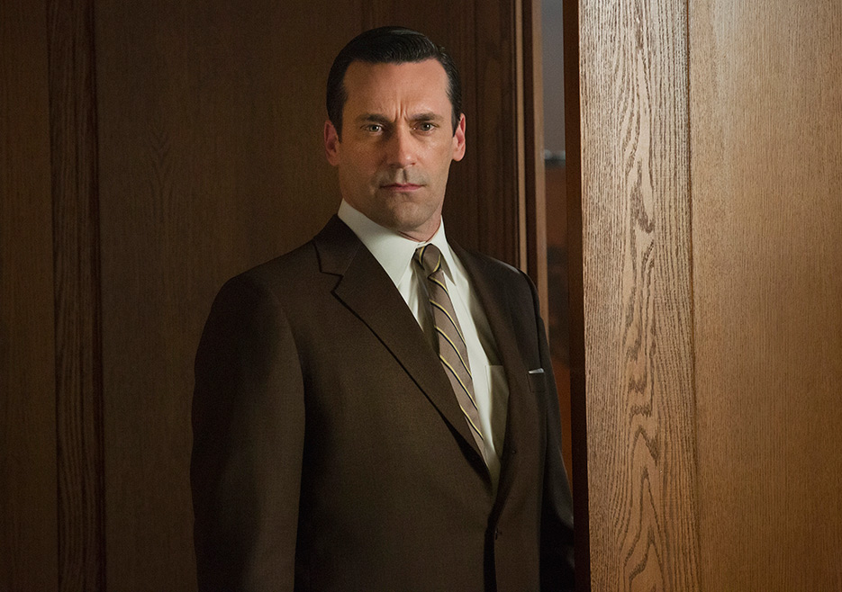 Don Draper on Mad Men
