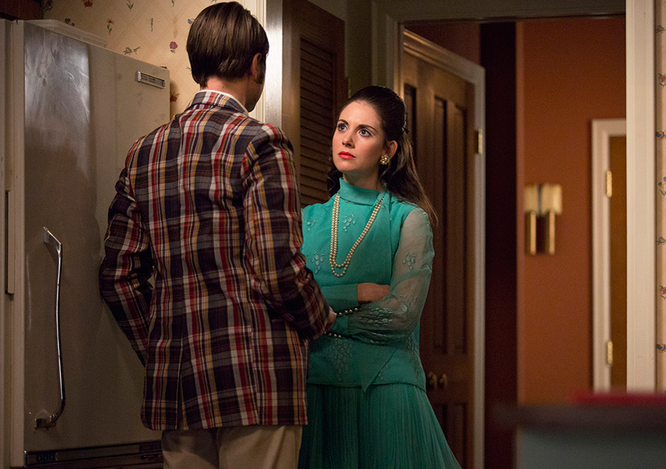 Pete and Trudy Mad Men
