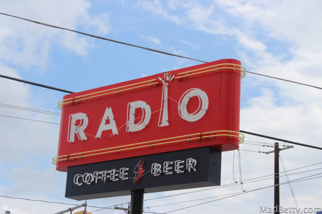 Radio Coffee & Beer Austin Texas