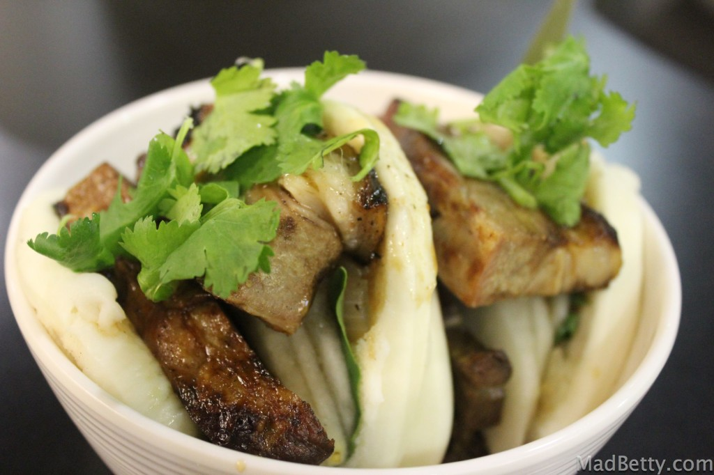Kin and Comfort, Austin Texas, Krapao Pork Belly Buns