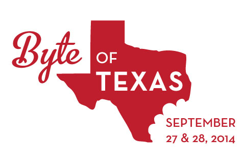 Byte of Texas logo