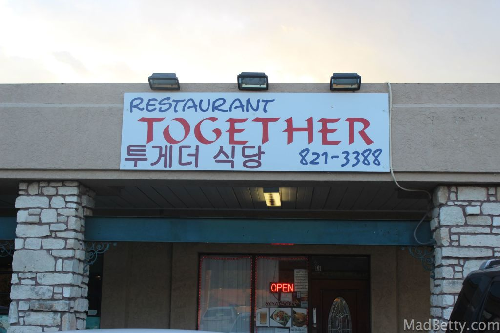 Together Restaurant, Austin, Texas