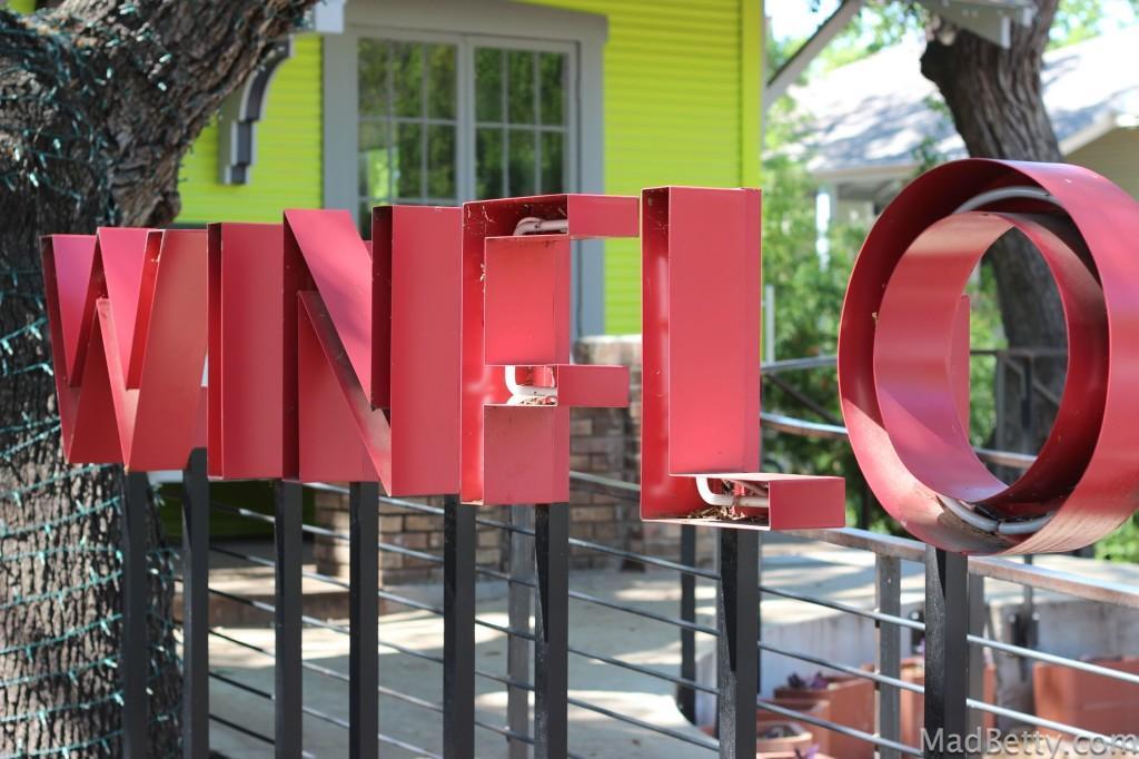 Winflo Osteria, Austin, Texas
