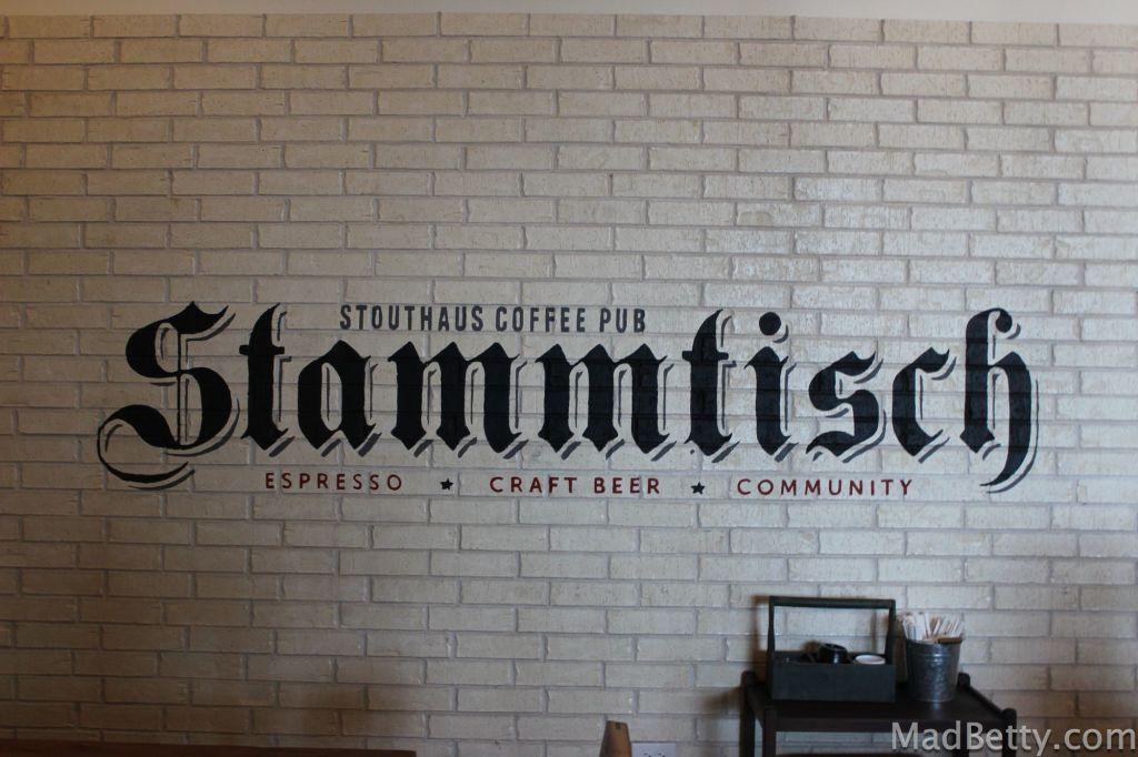 Stammtisch, Stouthaus Beer Pub, Austin Texas