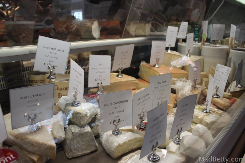 Cheese Counter at Epicerie, Austin Texas