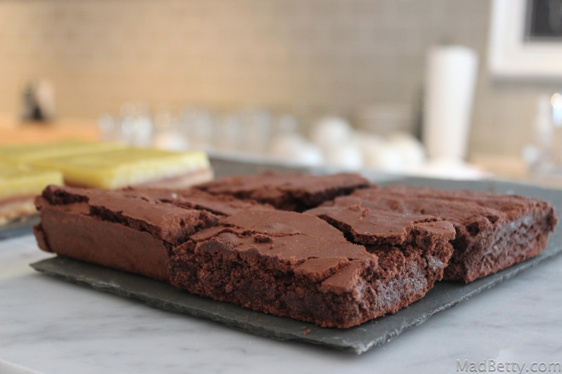 Brownies at Epicerie, Austin Texas
