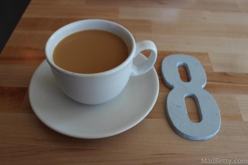 Coffee at Epicerie, Austin Texas