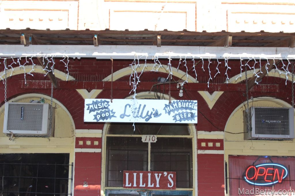 Lilly's Lockhart Texas