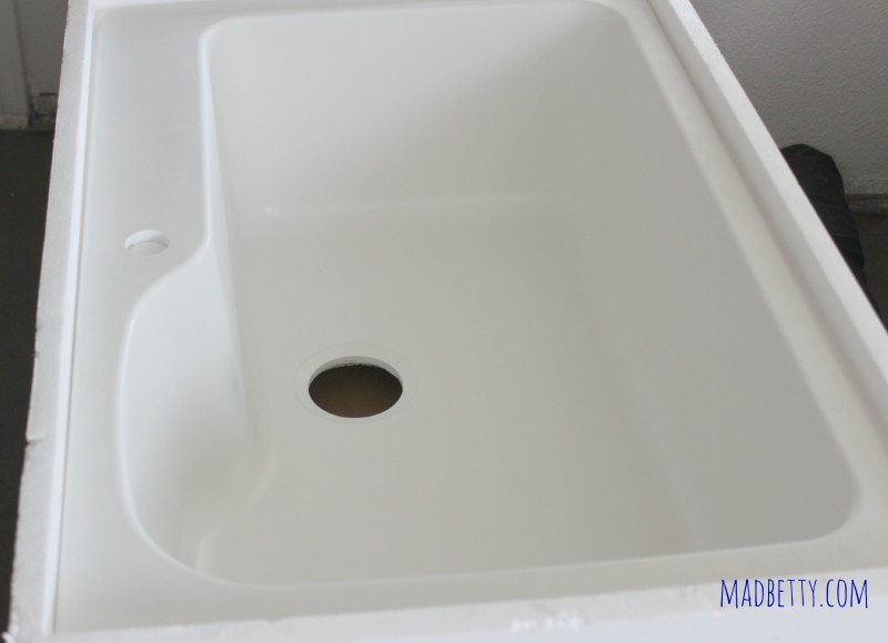Swanstone Dual Mount One-hole Composite Sink