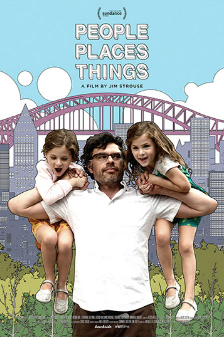 People Places and Things movie starring Jemaine Clement