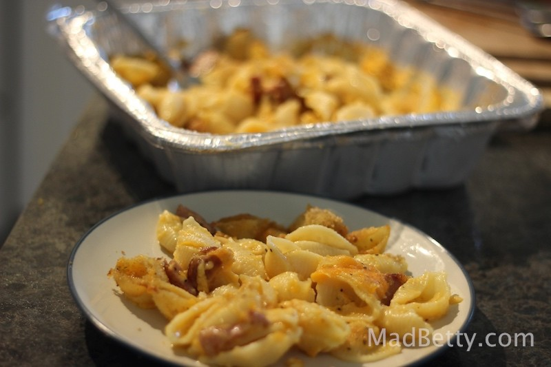 Sausage Mac & Cheese