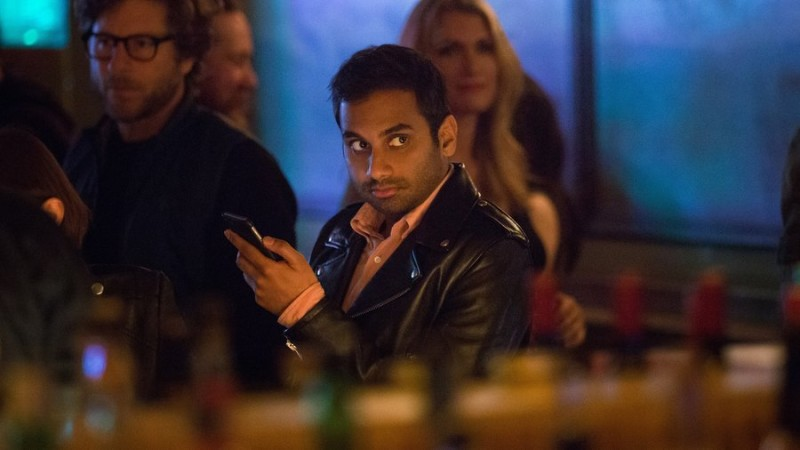 Master of None starring Aziz Ansari