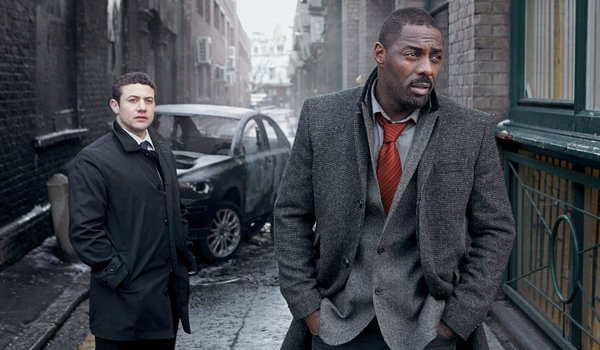 Luther starring Idris Elba