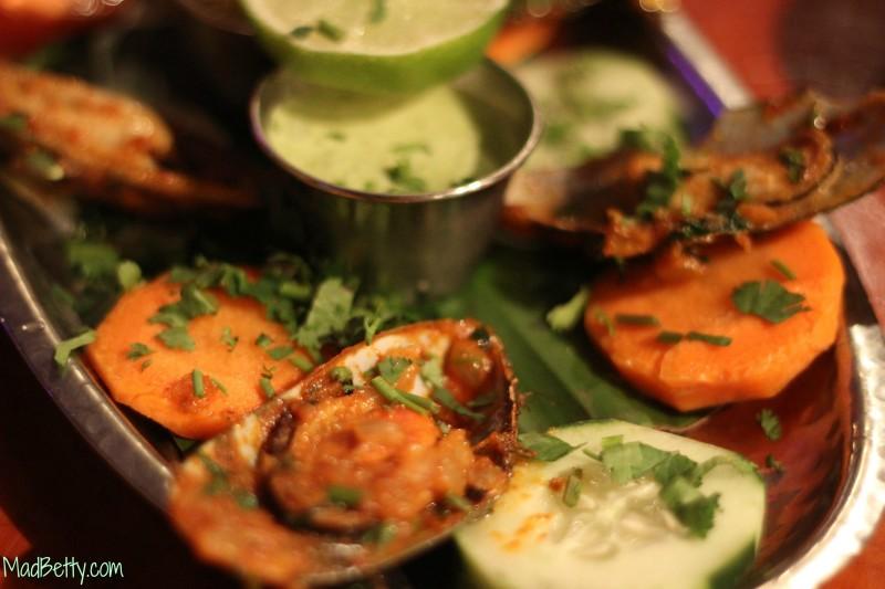 Mussels Malvani at Nasha, Austin Texas
