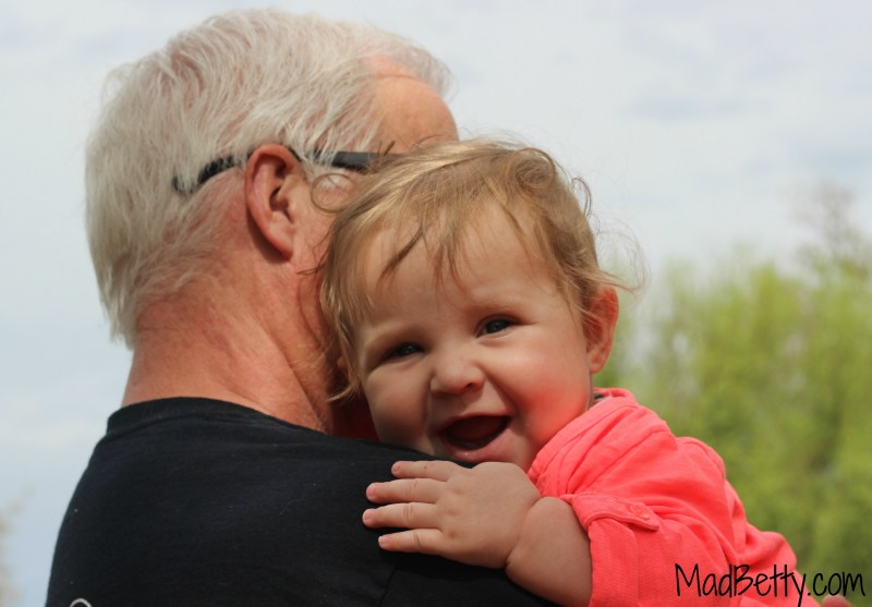 Violet and GrandDad