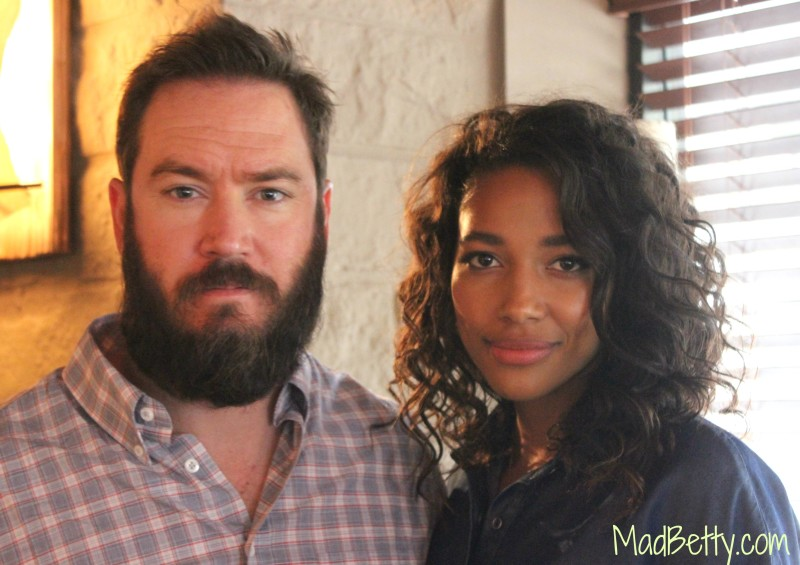 Pitch on FOX, starring Mark-Paul Gosselaar and Kylie Bunbury