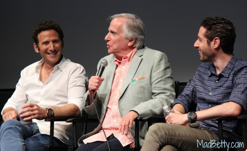 Royal Pains featuring Mark Feuerstein, Henry Winkler, and Paulo Costanzo