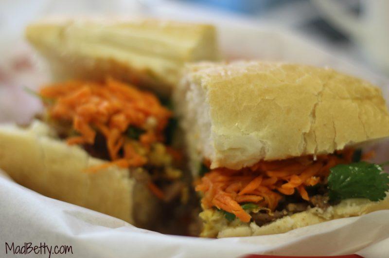 Bánh mì at Tam Deli, Austin Texas
