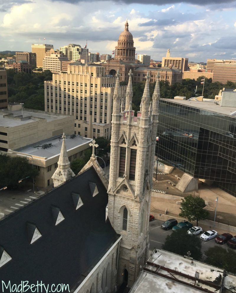 Work View, downtown Austin
