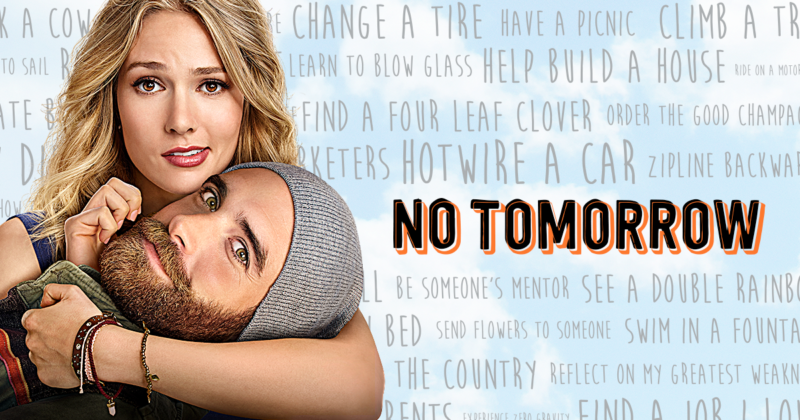 No Tomorrow TV show