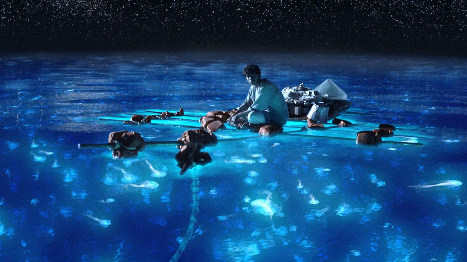 Phytoplankton To Illuminate His Protagonist